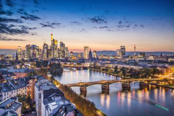 Frankfurt bereitet die größte Wasserstoffzug-Flotte der Welt vor
