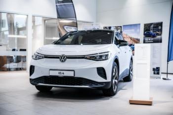 VW an der Spitze in Europa: Höchster E-Auto- und elektrifizierter Fahrzeug-Absatz
