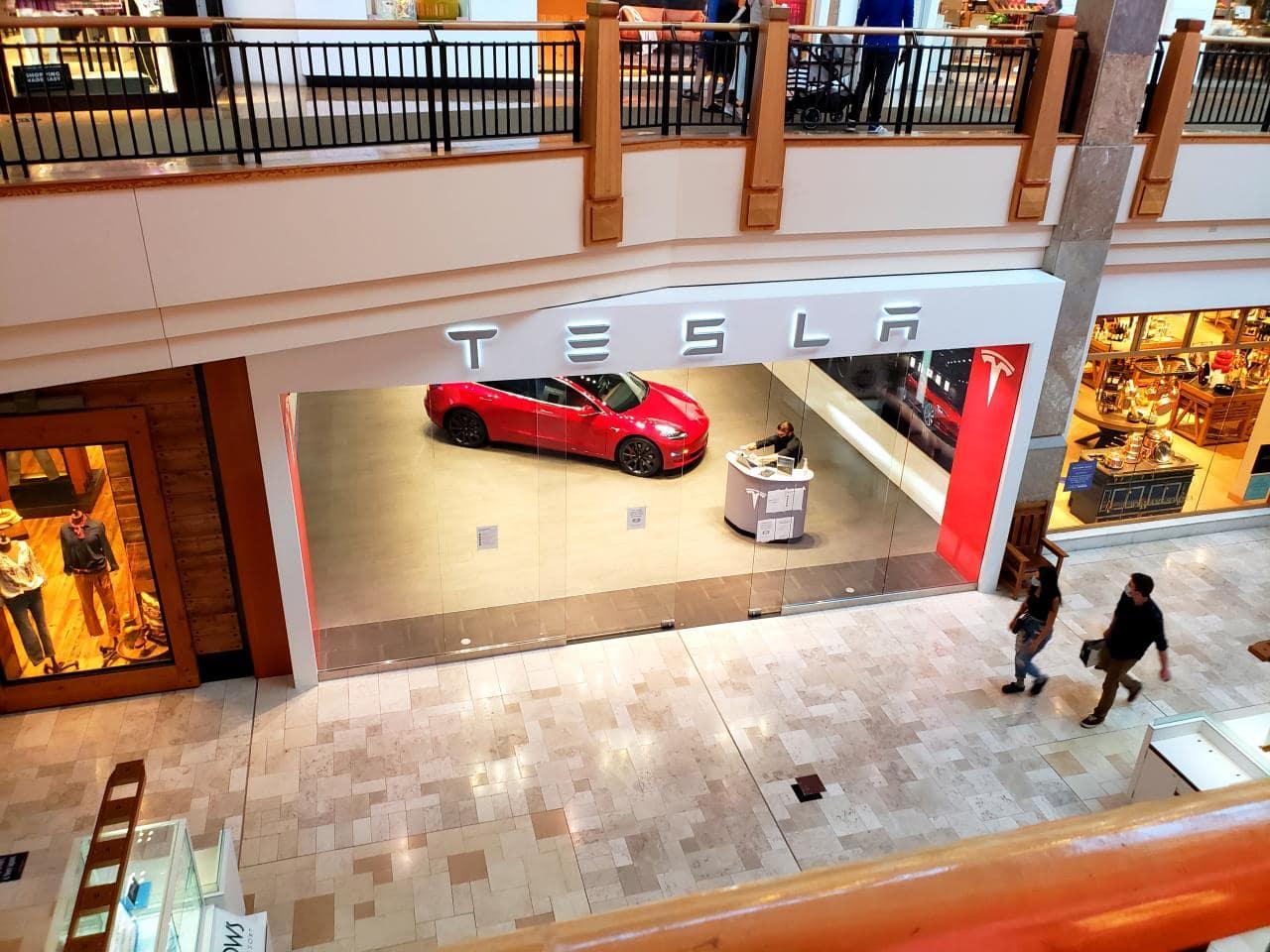 201.250 Elektroautos liefert Tesla im 2. Quartal 2021 aus