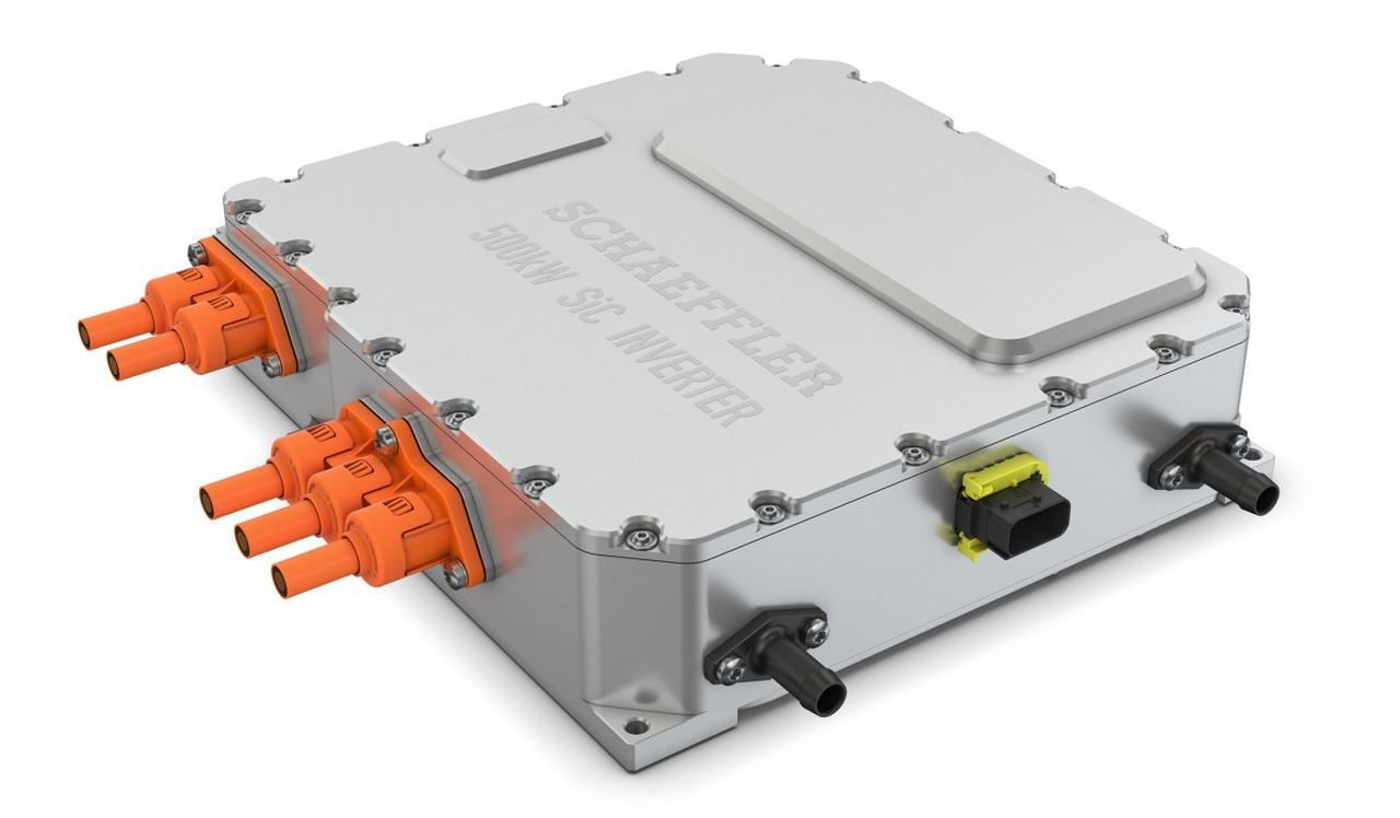 IAA: Schaeffler zeigt 800-Volt-Technik für E-Achsen