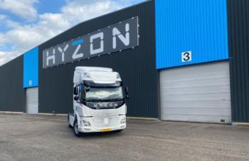 Hyzon Motors plant erste Auslieferung von Wasserstoff-Brennstoffzellen-Lkw