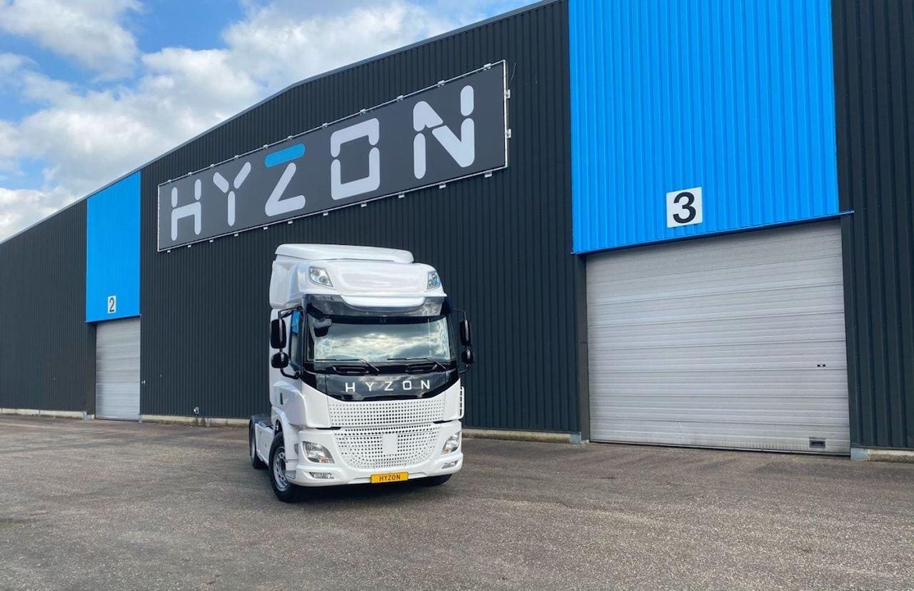 Hyzon Motors: erste Wasserstoff LKW Auslieferungen bis Ende 2021