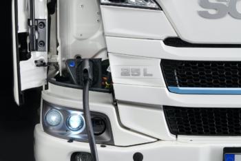 """Scania: """"Elektro-Lkw mit Förderungen sind wirtschaftlich tragbar"""""""
