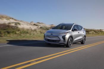 General Motors ruft Elektroautos zurück - Herstellungsfehler bei Zellen