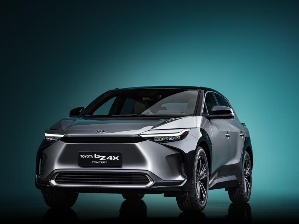 Toyotas erster Elektro-SUV bZ4X wird wohl nur in kleinen Stückzahlen gefertigt