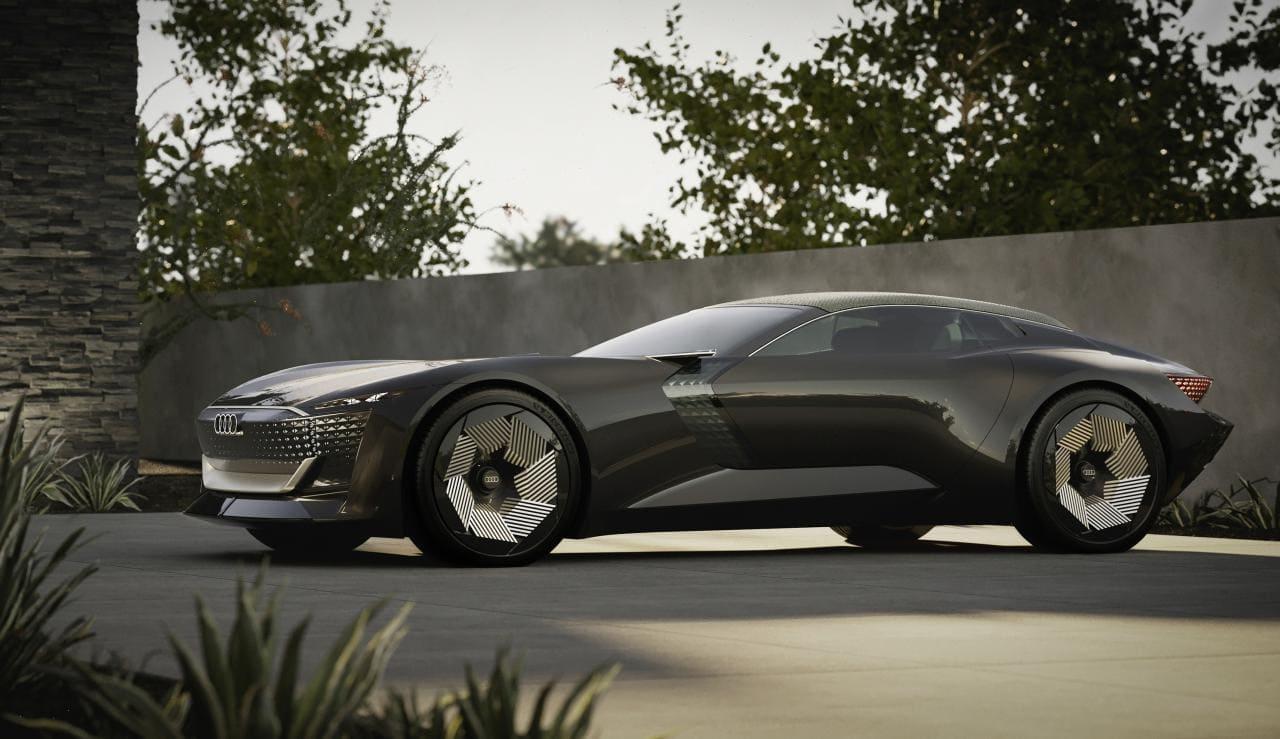 """Audi """"skysphere concept"""": Reisewagen und Roadster"""