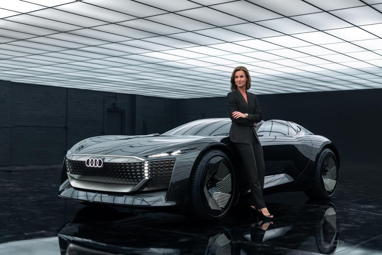 """Audi-Vorständin Wortmann: """"Es gibt keine Alternative zu Elektroautos"""""""
