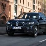 Batteriewärmemanagement und Sonderedition: BMW frischt iX3 und i3 auf