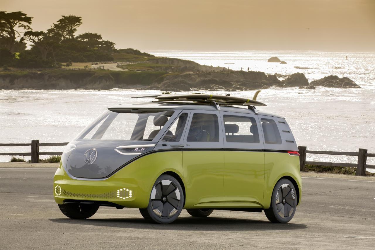 Volkswagen plant drei Versionen des VW ID. BUZZ