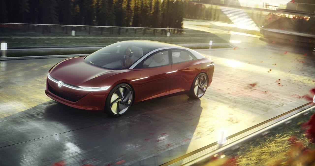 """VWs neue """"elektrische Superplattform"""" SSP als Basis für mehr als 40 Millionen Fahrzeuge"""