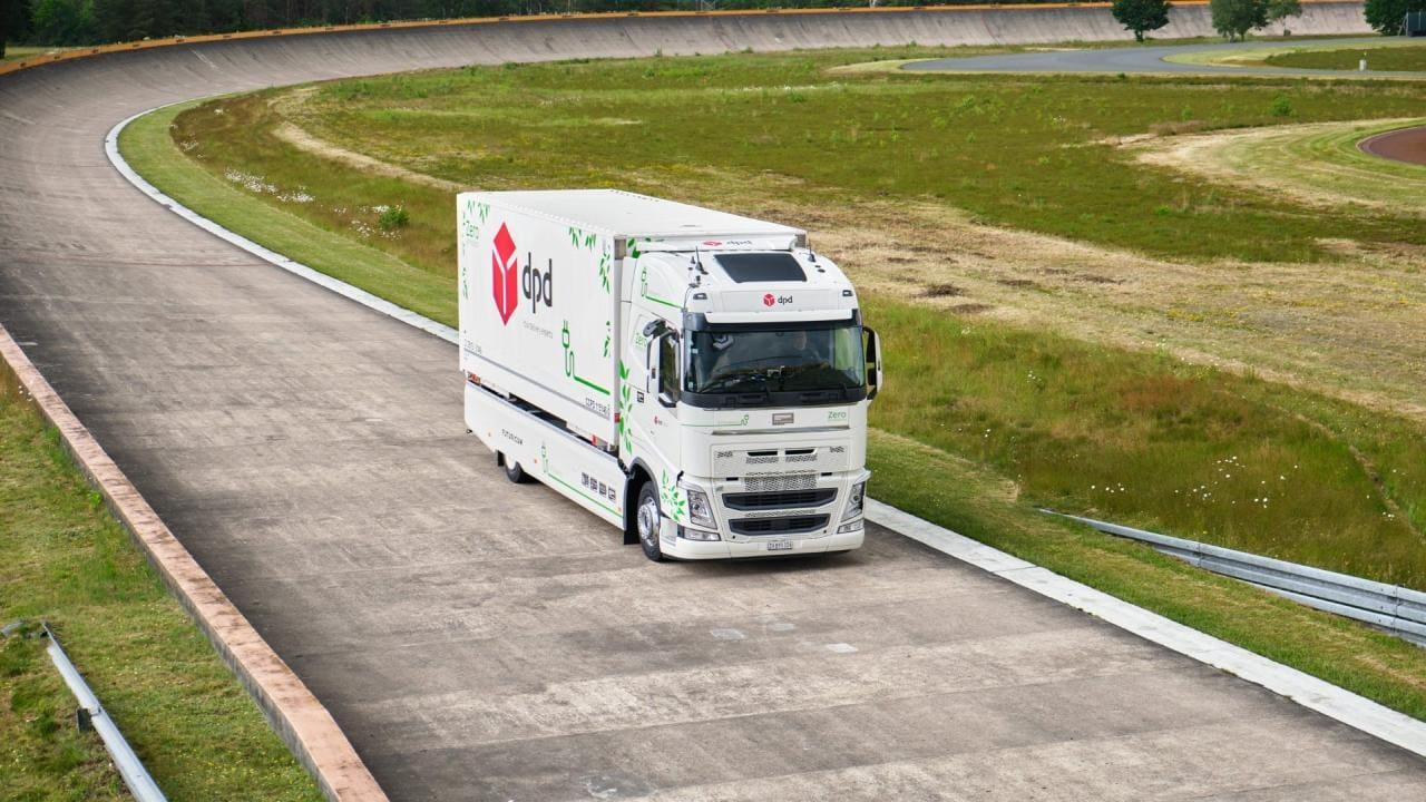 1.099 Kilometer mit einer Akkuladung legt E-Lkw von Futuricum zurück
