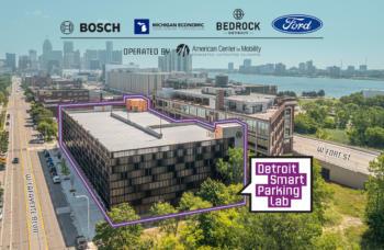 Detroit Smart Parking Lab