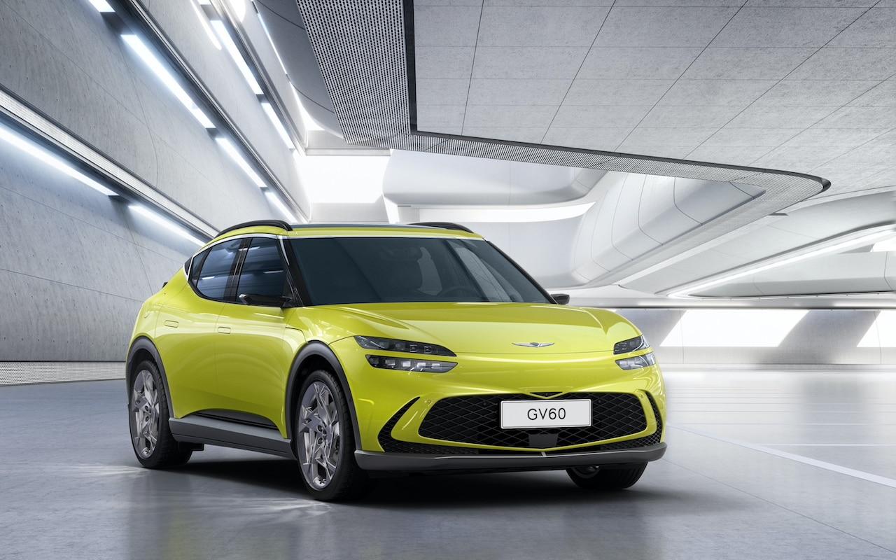 Elektroauto-Genesis-GV60-Front