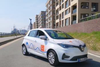 HafenCity-Cambio-Carsharing