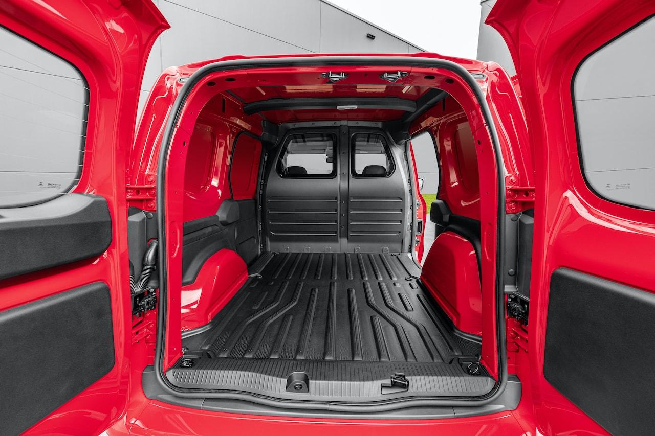 Mercedes-Benz-Elektro-Kleintransporter