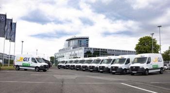 GLS weitet emissionsfreie Zustellung in Leipzig aus