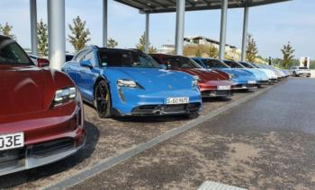 Porsche Taycan Cross Turismo: Katapult mit Klappe