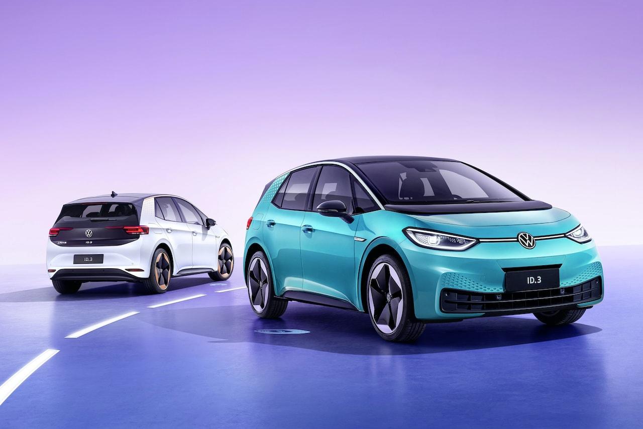 Volkswagen-Elektroauto-ID3-China