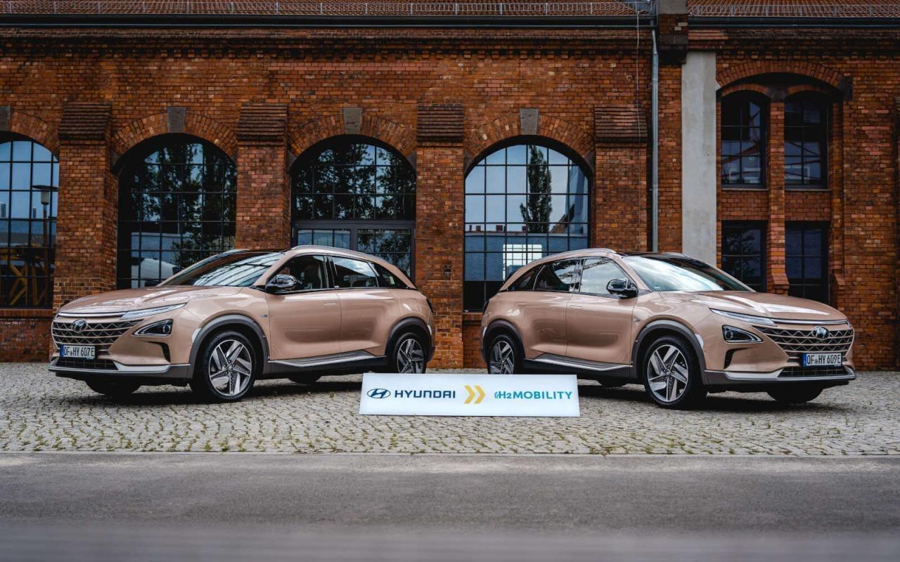 Wasserstoff-Netz: Hyundai steigt bei H2 Mobility ein