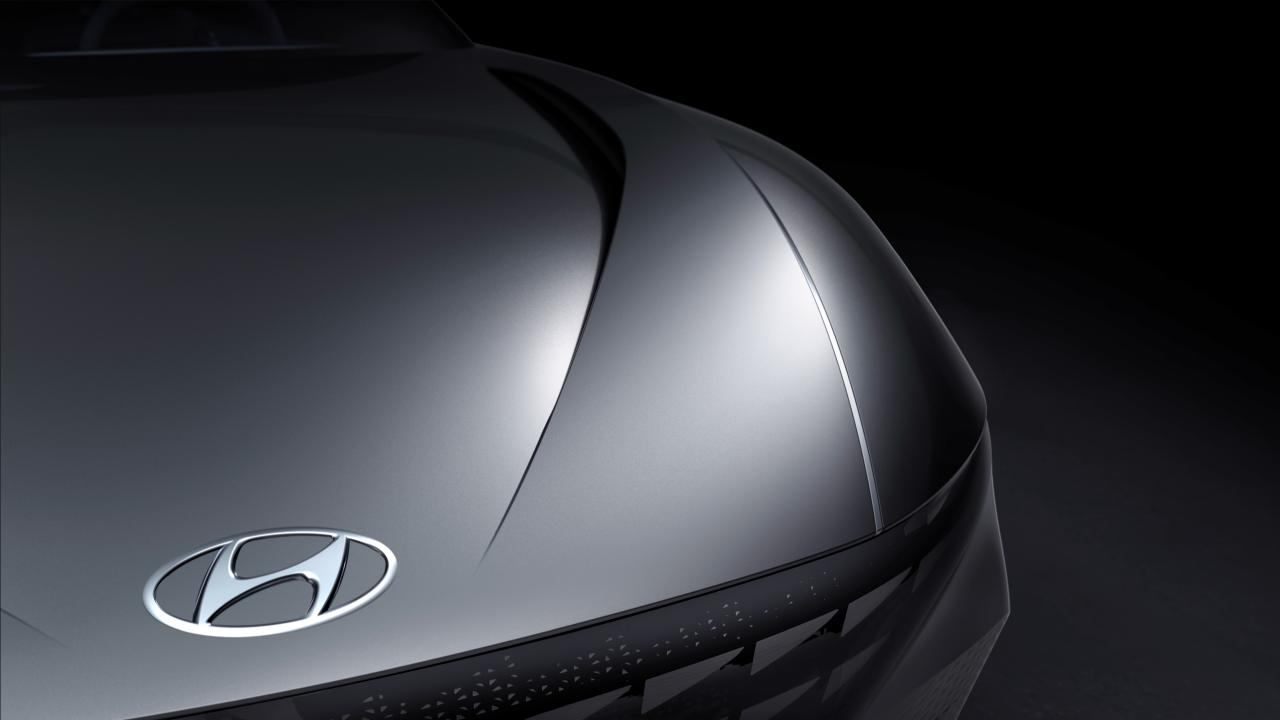 So könnte der neue Hyundai Ioniq 7 aussehen