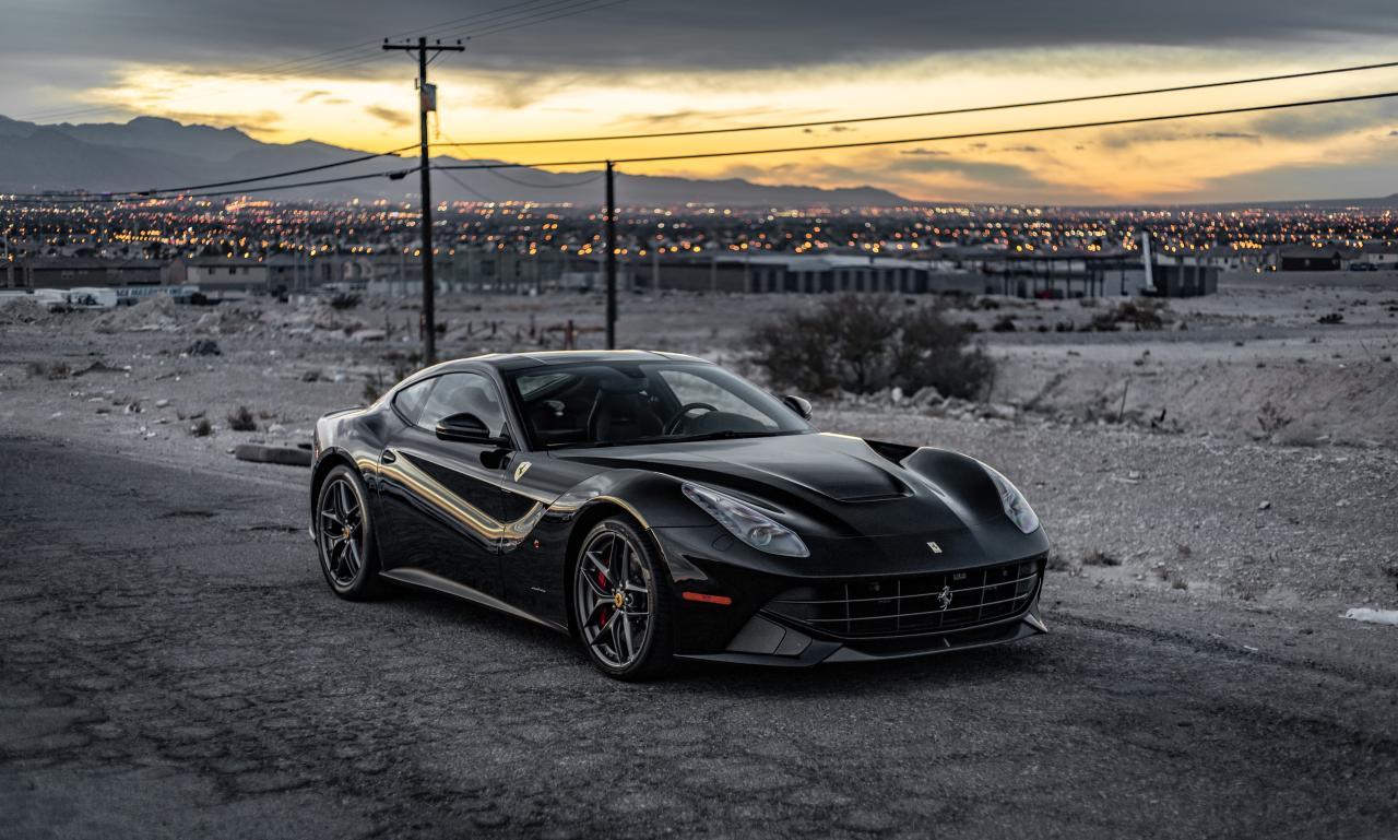 Ferrari-Chef hat keine Angst vor der elektrischen Zukunft - sieht große Chance