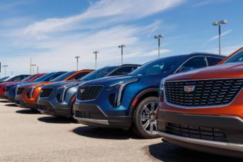 GM will ab 2024 etliche Verbrenner-Modelle durch E-Autos ersetzen