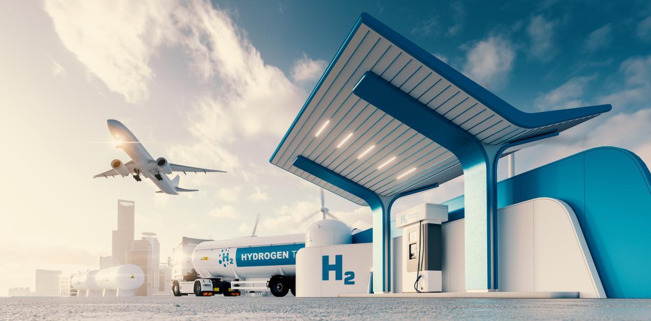 China will deutlich mehr Wasserstoff-Fahrzeuge auf der Straße sehen