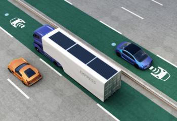 USA: Bald 1 Megawatt induktive Ladeleistung für Lkw?