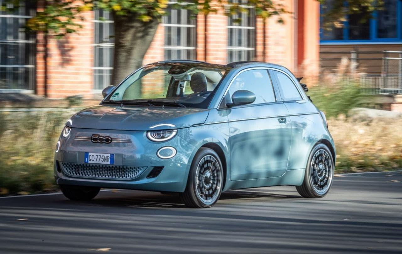 Fiat 500: Mehr Ausstattung für den Elektro-Flitzer