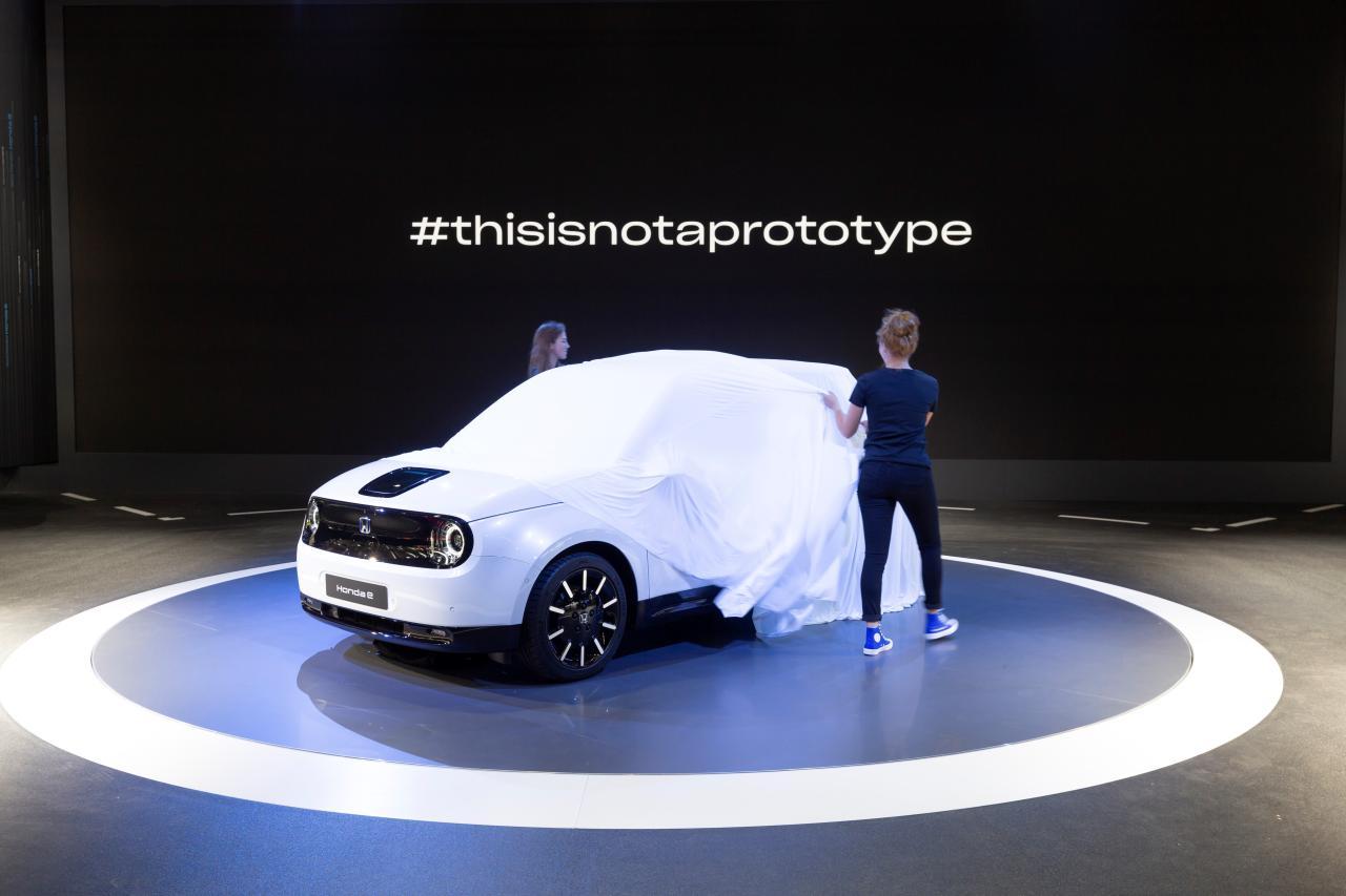 Honda SUV e:prototype: 2022 in China, ab 2023 in Europa erhältlich