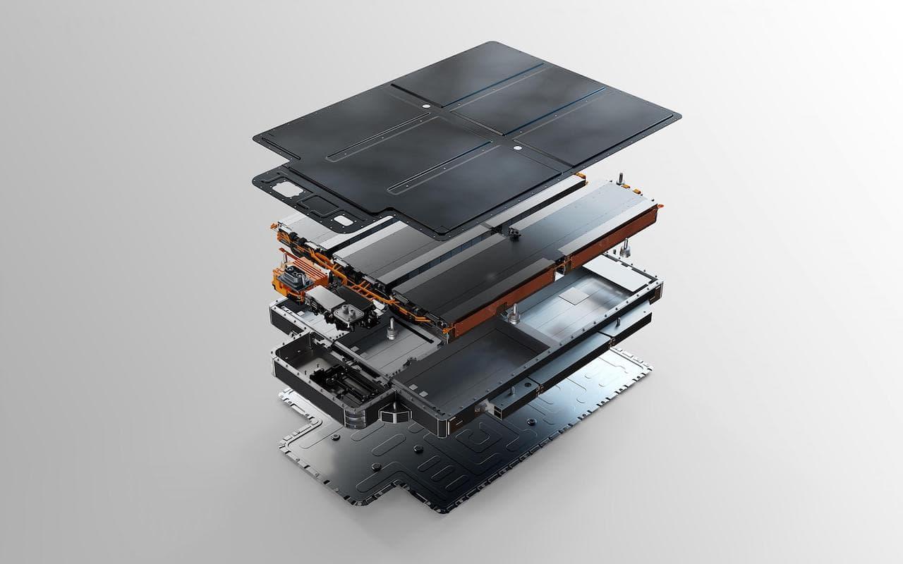NIO bringt neue 75-kWh-Hybridzellen-Batterie auf den Markt