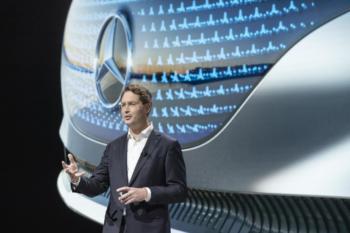 """Daimler-Chef Källenius: """"Elektromobilität passiert nicht irgendwann, sondern jetzt"""""""