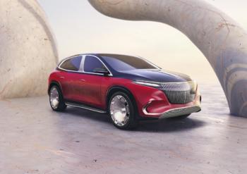 Concept EQS: Mercedes-Maybach vor elektrischer Zukunft
