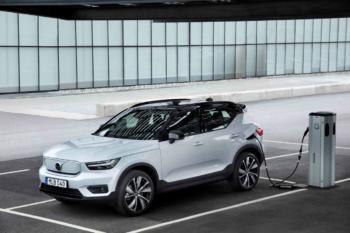 Volvo: XC40 Recharge jetzt auch mit Frontantrieb