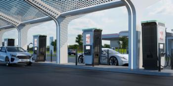 ABB stellt weltweit schnellste Ladestation für E-Fahrzeuge vor