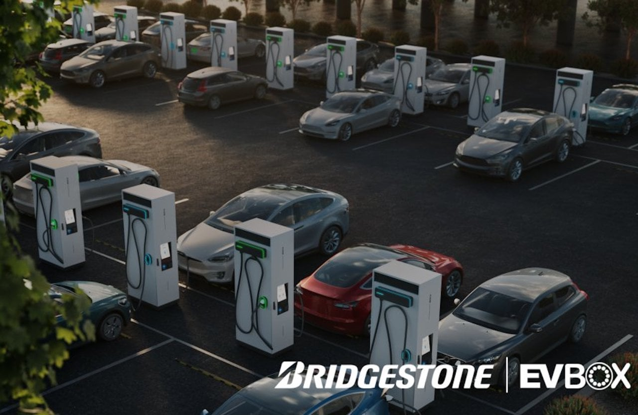 Bridgestone-EVBox-Elektroauto-Ladeinfrastruktur