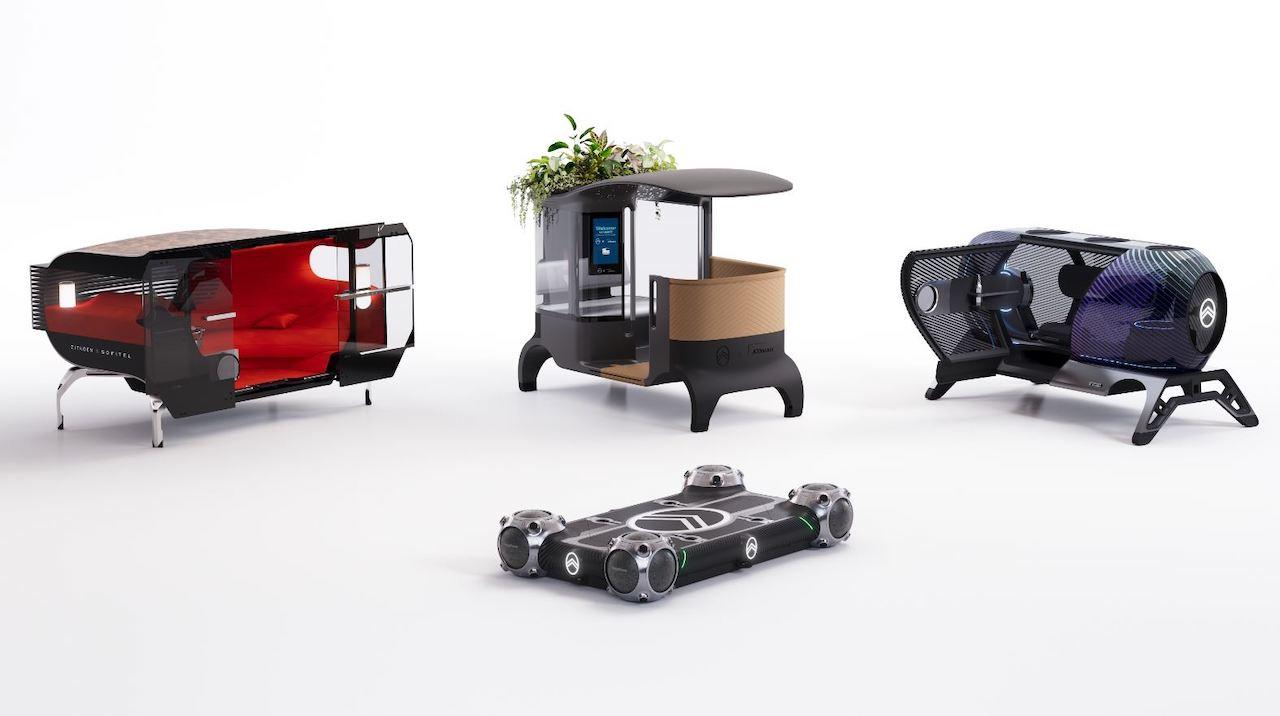 Wie Citroën, Accor und JCDecaux die autonome, urbane Mobilität der Zukunft sehen