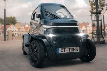 City Transformer: Kompaktes E-Fahrzeug für die Stadt mit Power