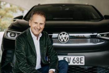 """""""Strom wird auf längere Sicht günstiger"""": VW-Boss Diess zeigt sich optimistisch"""