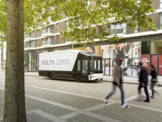 Volta Trucks beendet Finanzierungsrunde für emissionsfreien Zukunft