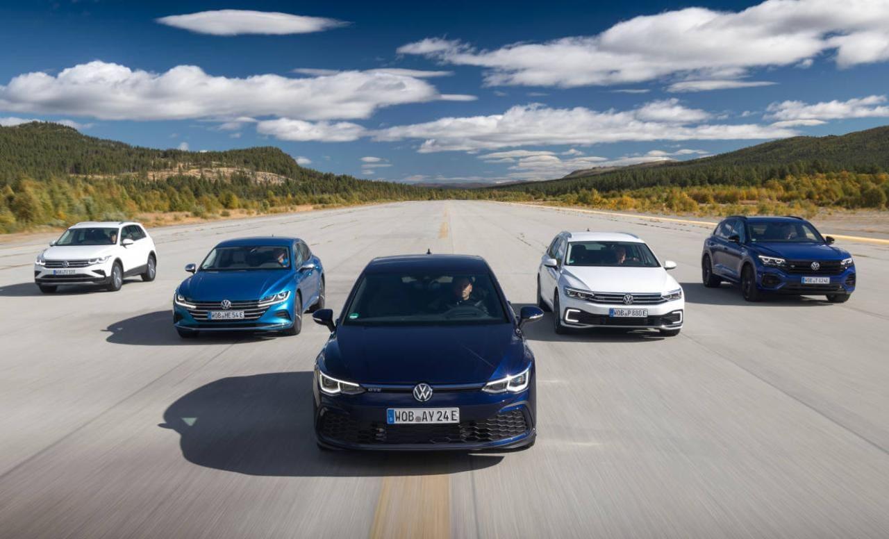 VW bleibt den Doppel-Herzen treu