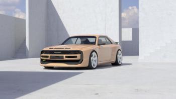 ELEGEND EL1: Vollelektrische Rallye-Ikone für die Straße in Kleinserie
