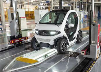 """Produktionsstart des """"Zero"""": Start-up Eli liefert bald erste Fahrzeuge in Europa aus"""