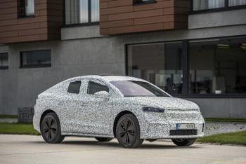 Škoda ENYAQ Coupé iV: 3 Leistungsstufen, Heck-/ Allradantrieb & bessere Aerodynamik