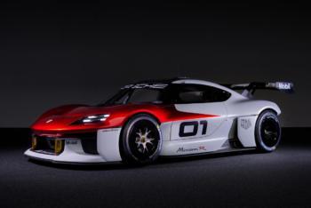 Porsche-Vision: Kunden-Renner mit 1088 PS