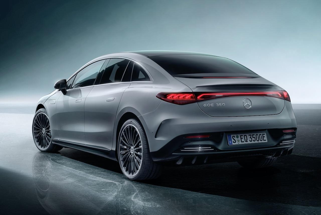 Mercedes-EQE-Elektroauto