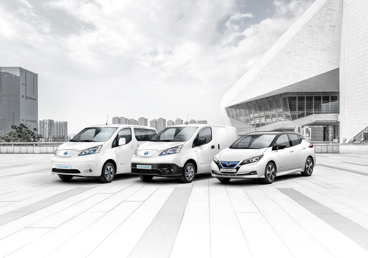 Nissan blickt auf 250.000 verkaufte E-Autos in Europa