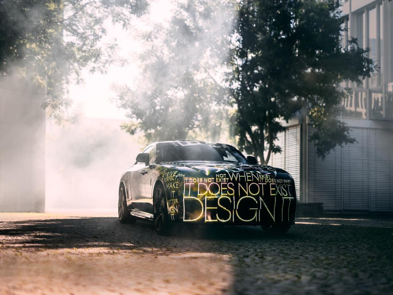 Rolls-Royce Spectre: Erster Luxus-Stromer der Briten kommt 2023 auf die Straße