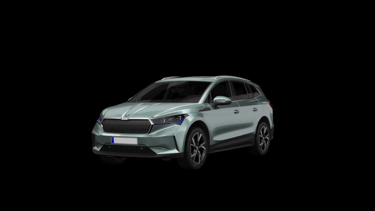 Vehiculum: Skoda Enyaq iV 50 leasen ab 49,00 Euro/Monat [Gewerbe]