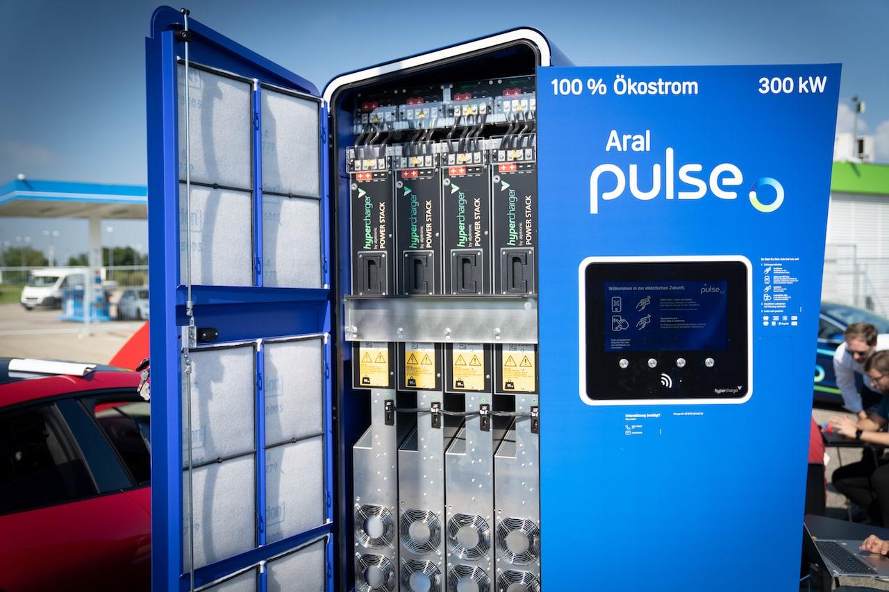 Aral Plug&Charge Elektroauto Laden
